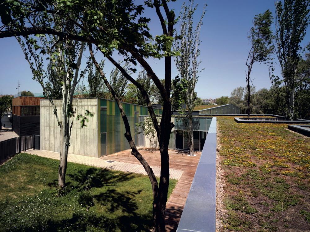 Nursery in the Park Spain