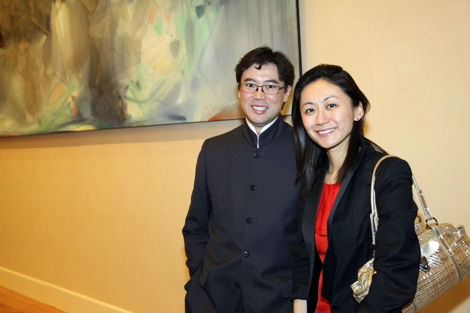 Andrew Yuen and Joanne Chan