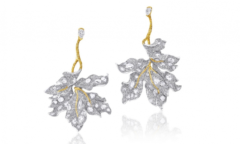 [Image]CINDY CHAO The Art Jewel Four Seasons Maple Earrings.jpg