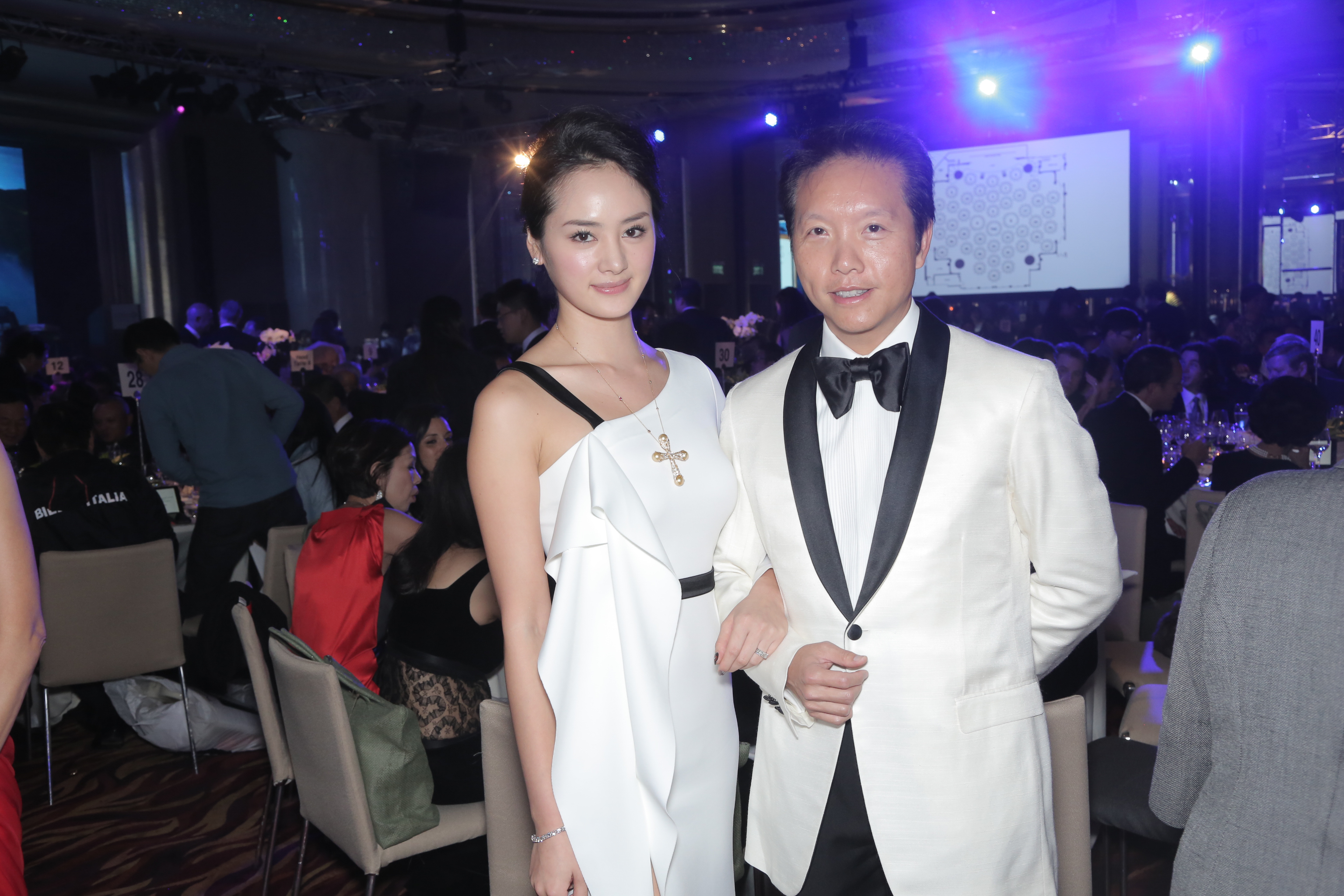 Mariko Lee and Benjamin Lee