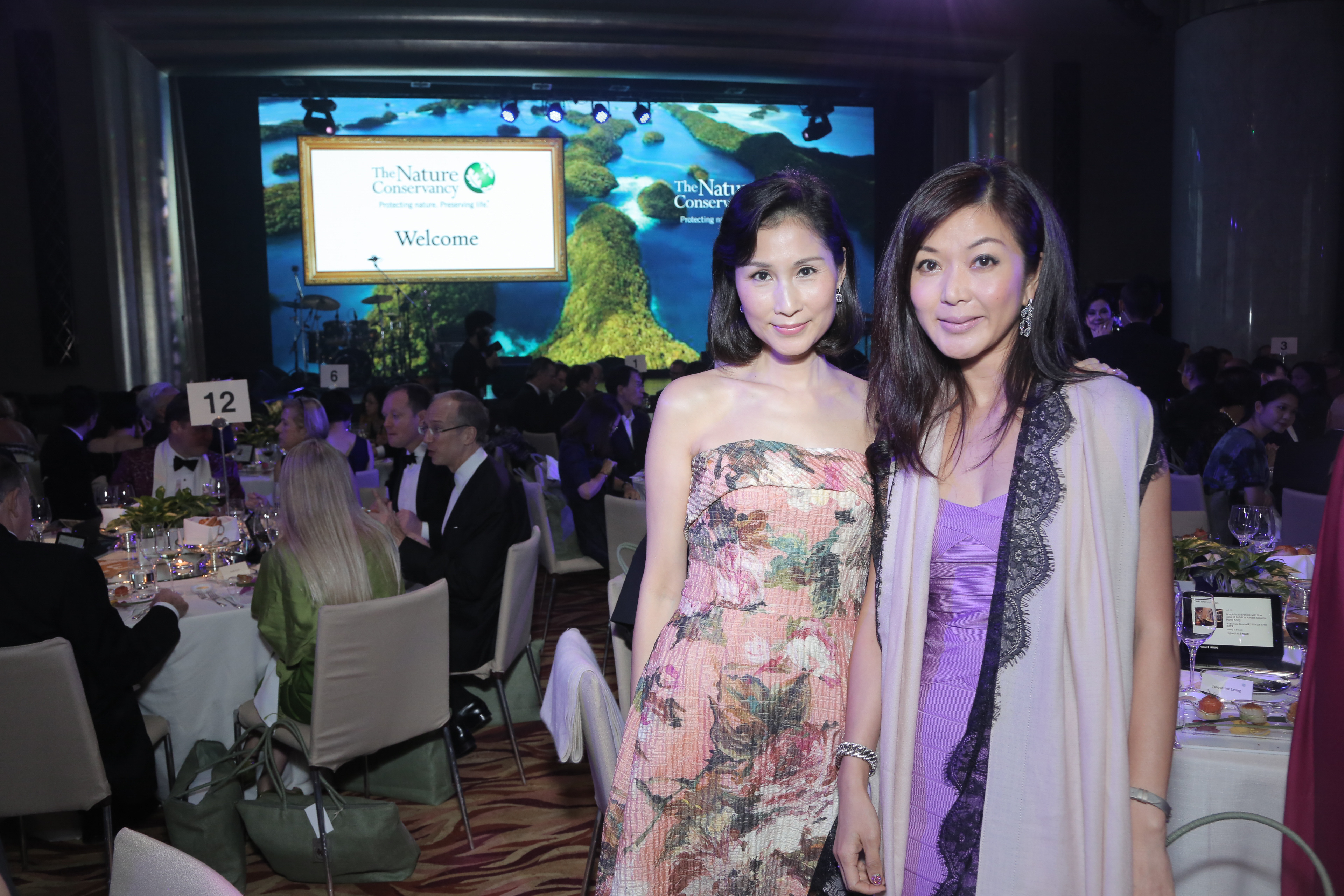 Louisa Cheng and Bobo Chu