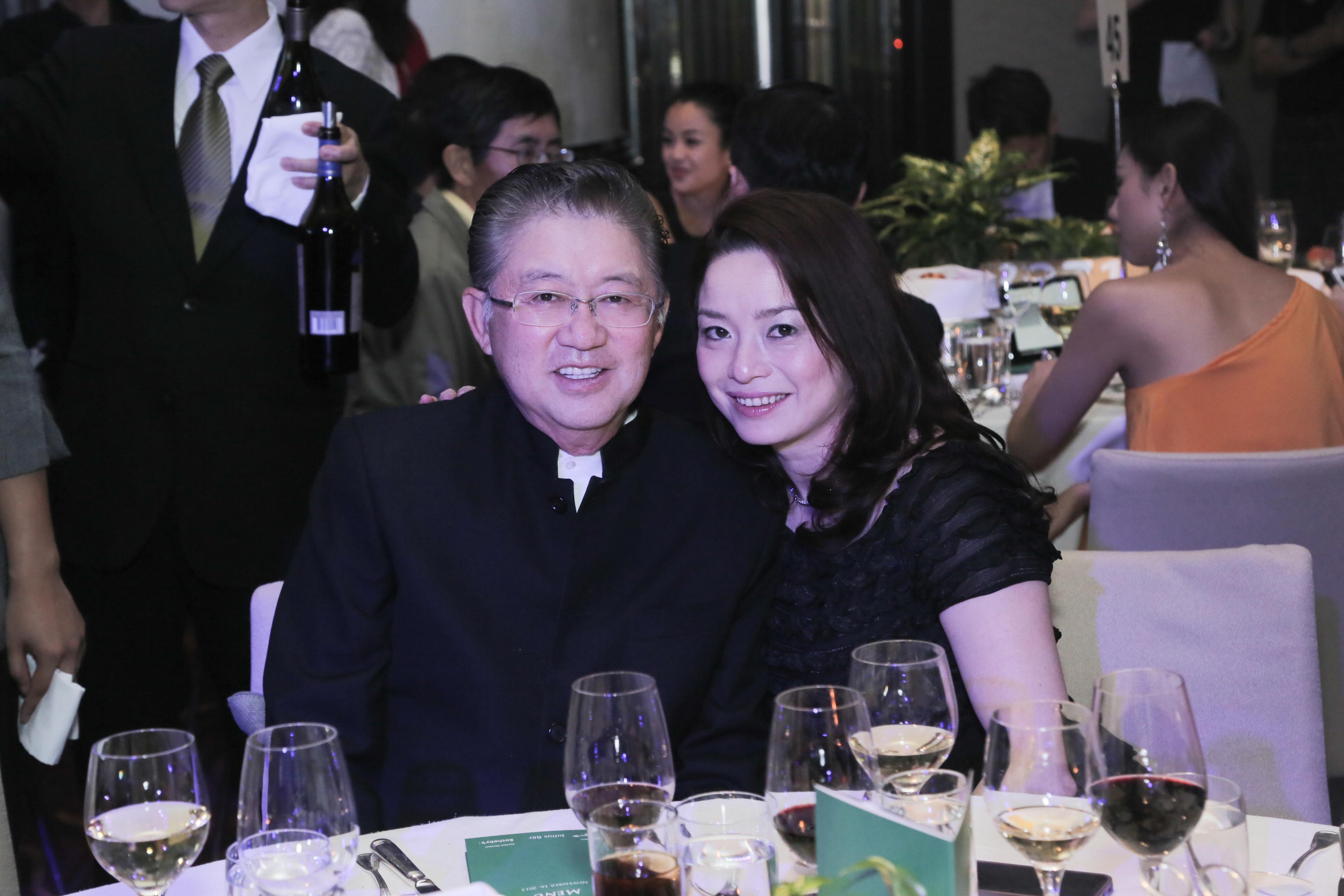 Walton Li and Ava Kwong