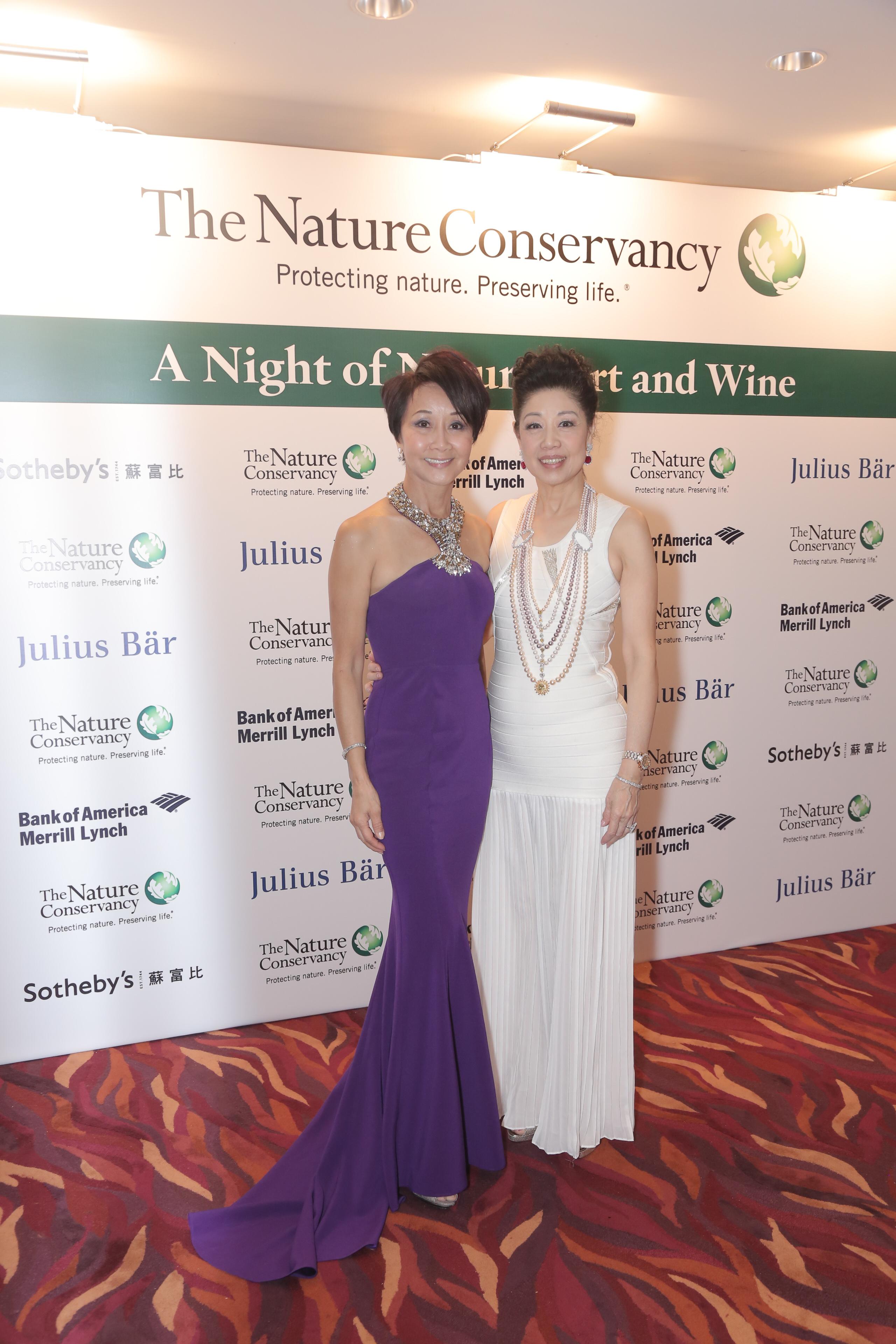 Amy Chou and Betty Sun