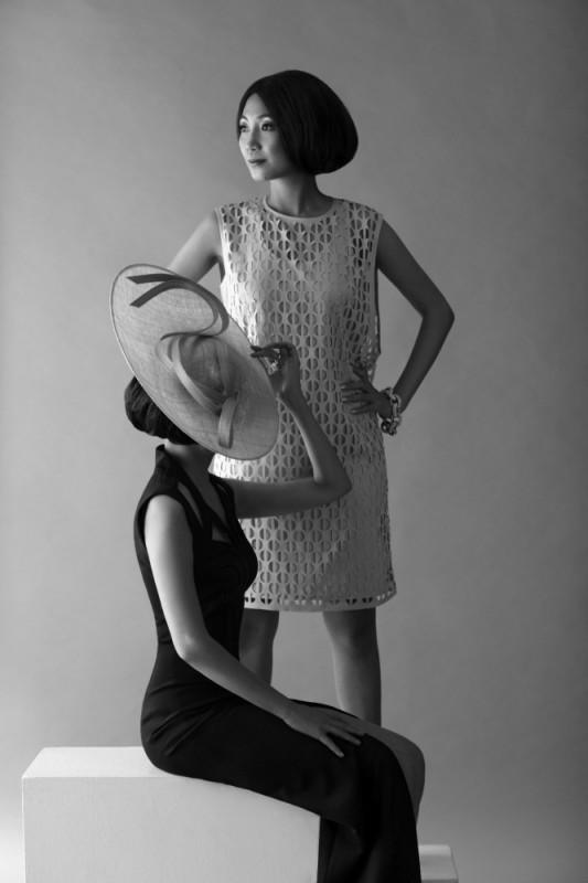 Catherine Kwai and Vanessa Wong