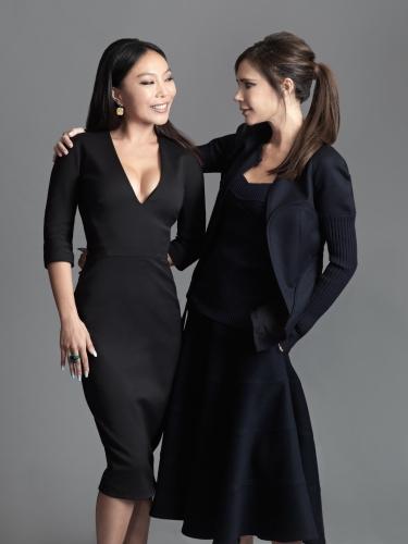 Baobao Wan and Victoria Beckham © Wing Shya.jpg