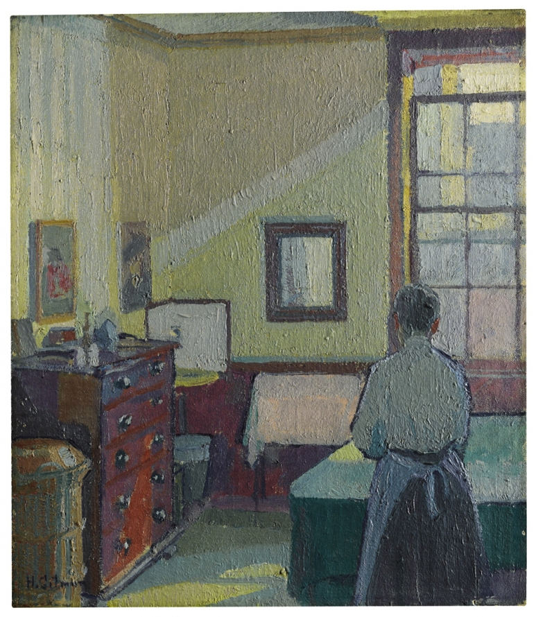 Harold-Gilman,-Interior-(Mrs-Mounter).jpg