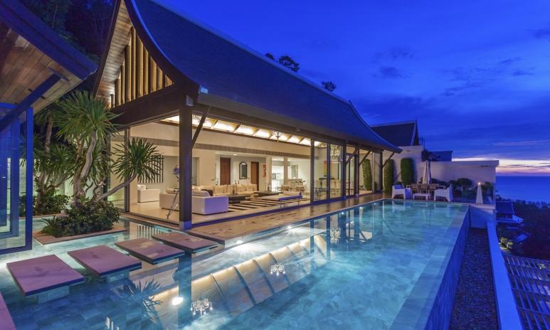 95 Villa Paradiso Phuket - Swimming Pool 19.JPG