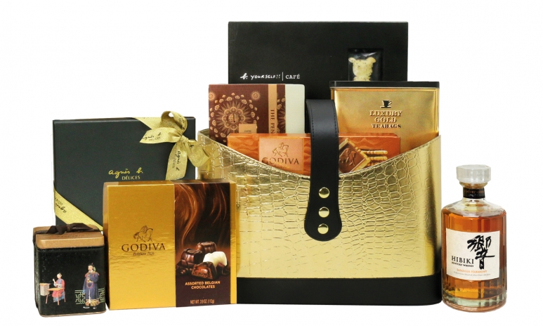 Hibiki Japanese Harmony Whisky, chocolate and tea set by Liquid Gold.jpg
