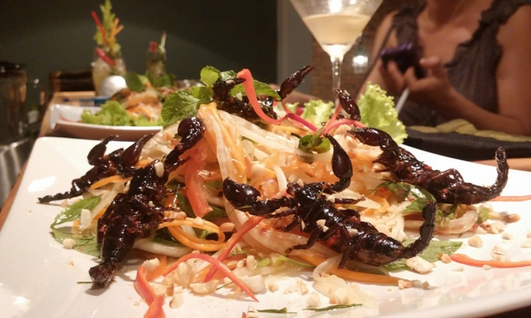 Green Papaya Scorpion Salad.jpg