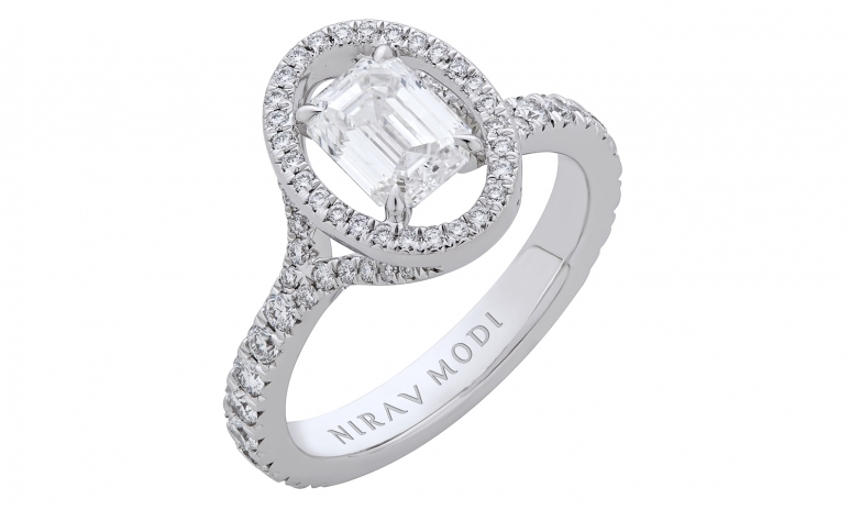 03_NIRAV MODI_Emerald Celestial Ring_Celestial祖母綠切割鑽石戒指_Celestial祖母绿切割钻石戒指.jpg