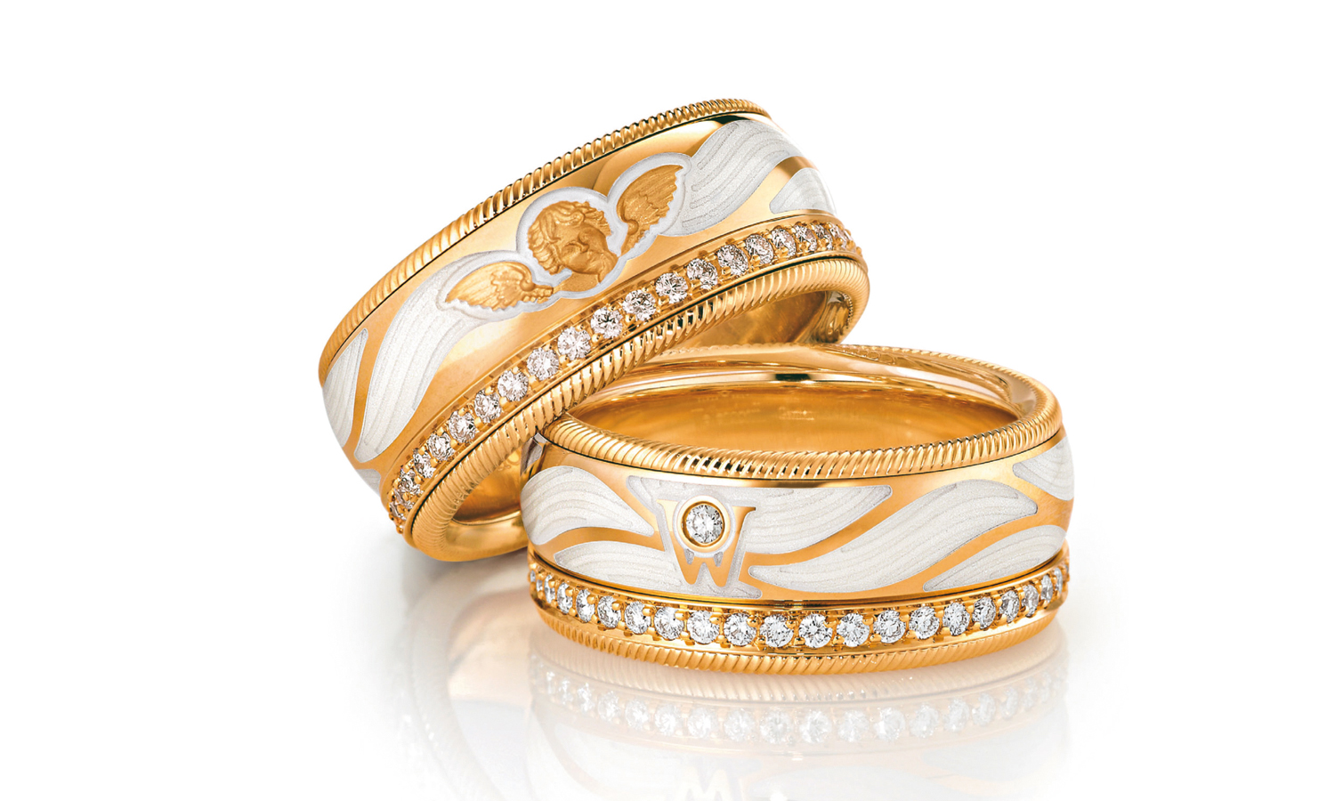 Go Beyond Gold With These Wedding Bands