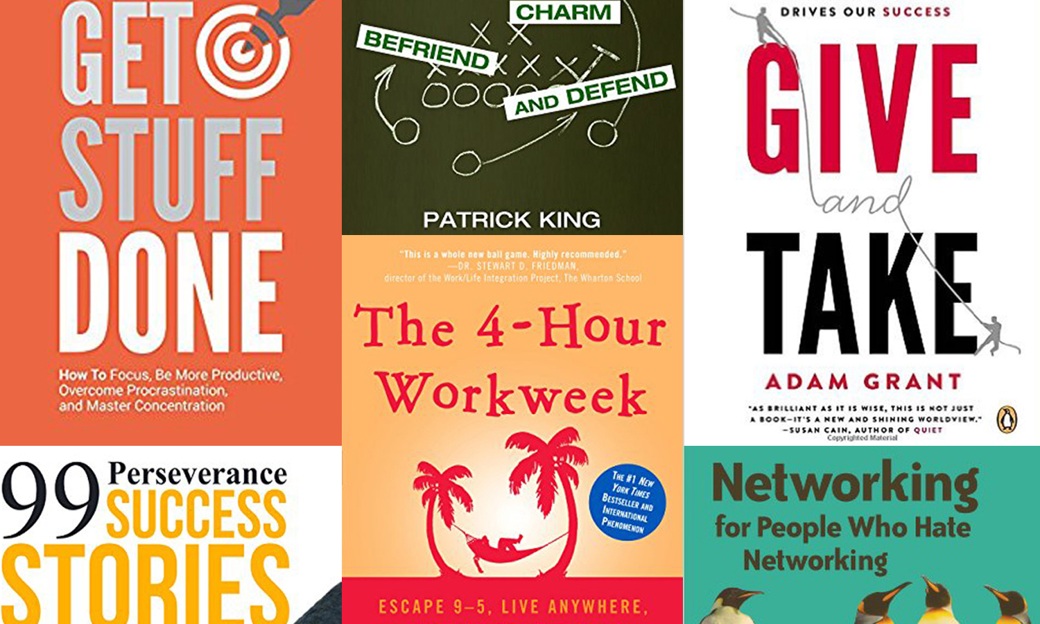 7 Books That Will Help Further Your Career