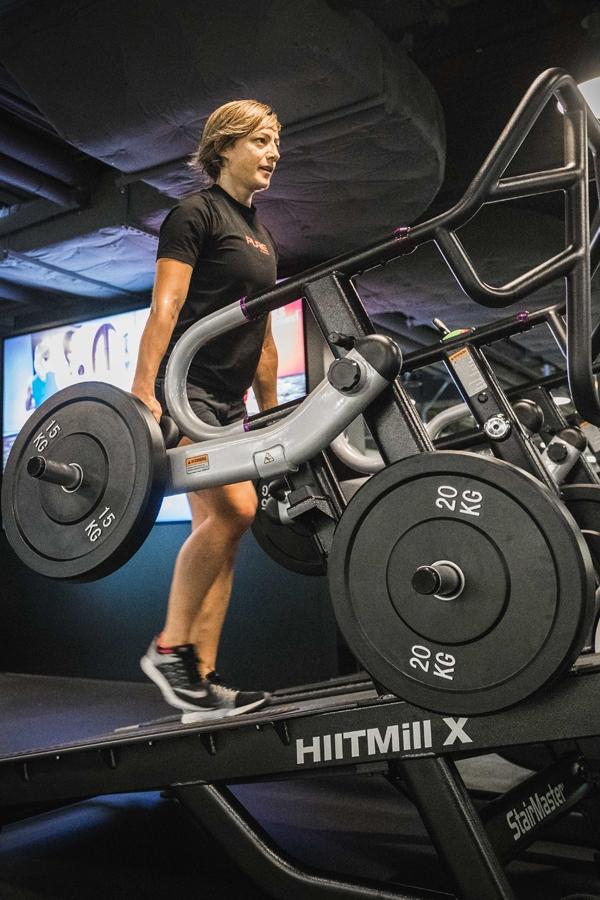 Pure Fitness Innovation Lab - HIITMillX Treadmill.jpg