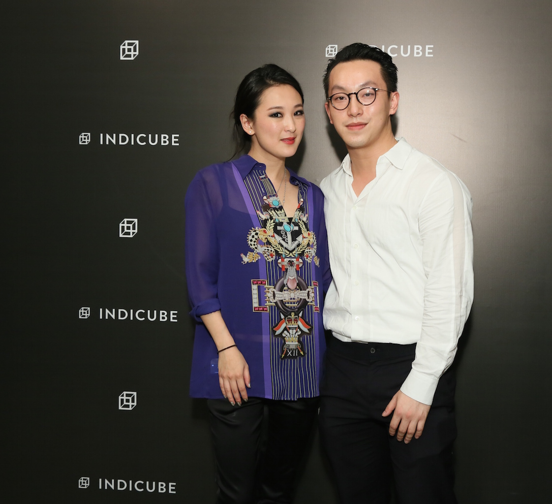 Antonia Li and Harris Chan