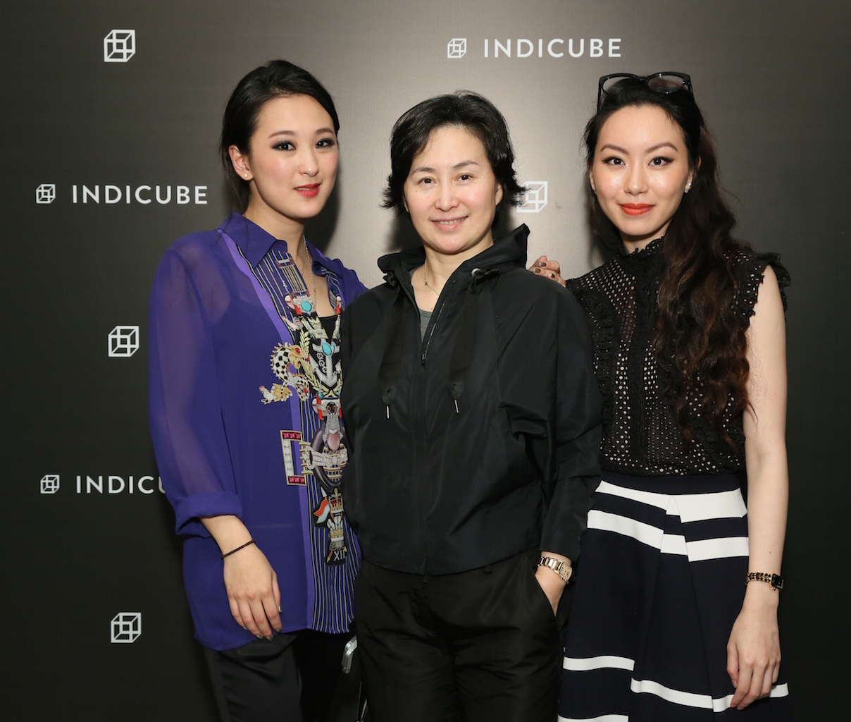 Antonia Li, Pansy Ho, and Ruth Chao