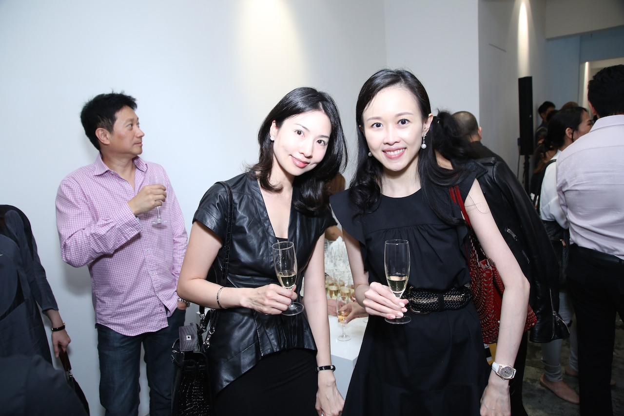 Charmaine Lee Wong and Jacqueline Chow