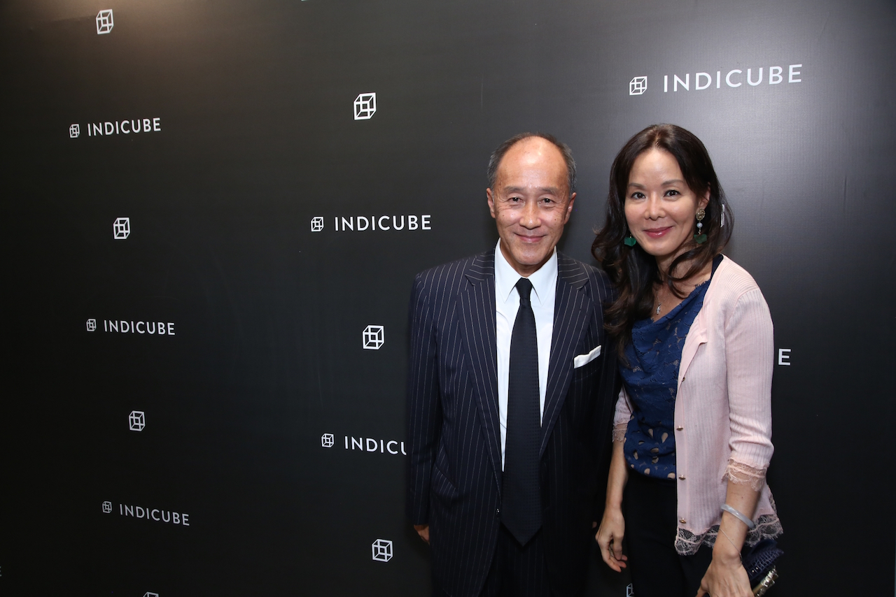 Edmund Li and Jacqueline Leung