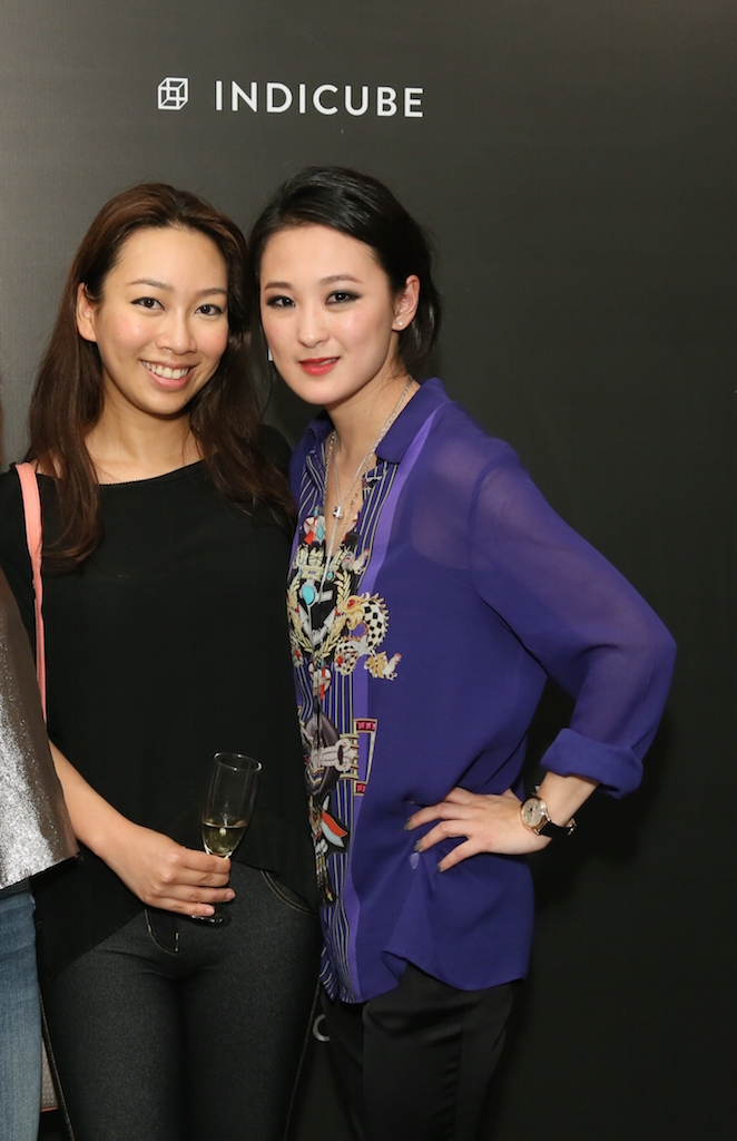 Veronica Lam and Antonia Li