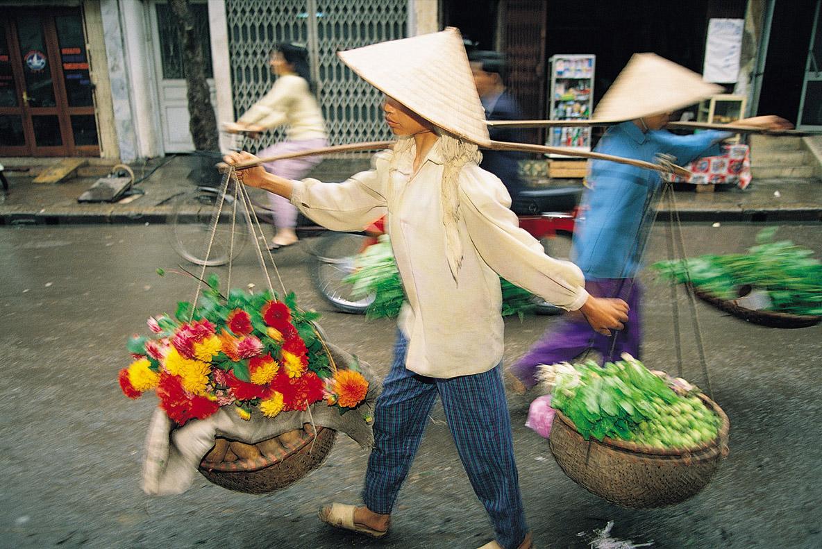 Hanoian Hawkers