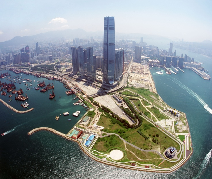 Courtesy of the West Kowloon Cultural District Authority
